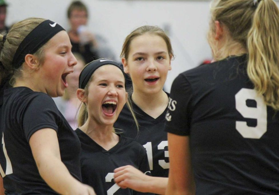 Covenant Christian High School volleyball
